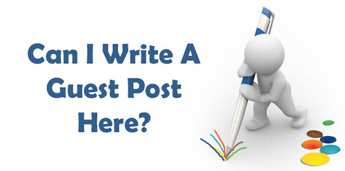 can i write a guest post