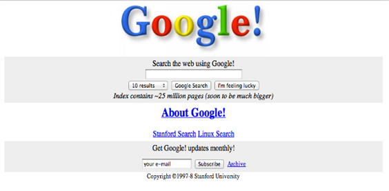 5 Of The Oldest And Best Surviving Web Pages On The Internet