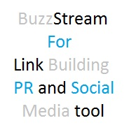 Buzzstream PR and Social Media tool