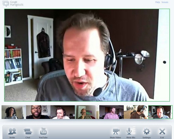 Using Google Plus Hangouts To Increase Online Business Presence