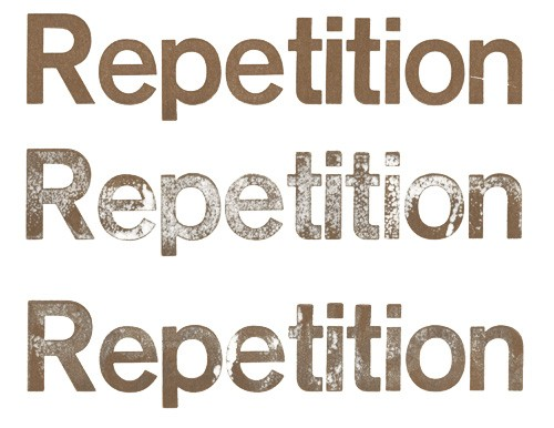 repetitions