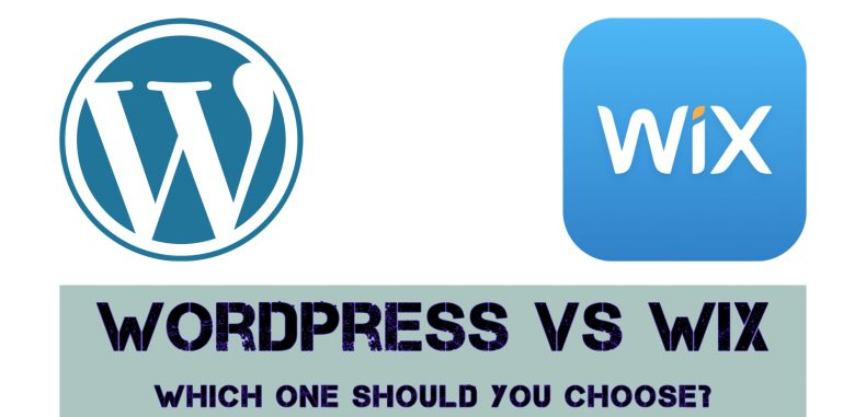 WordPress vs Wix – Which One Should You Choose?