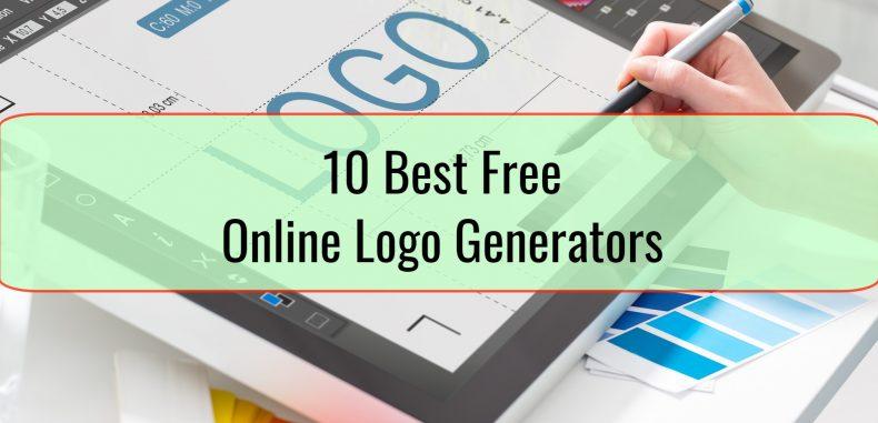 10 Best Free Online Logo Generators