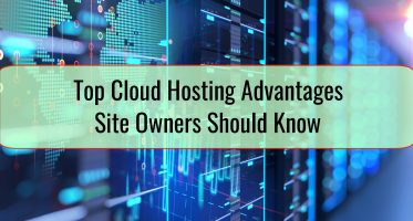 cloud hosting advantages
